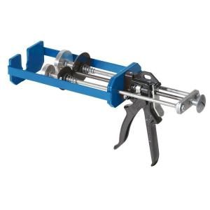 COX 600 ml x 300 ml Dual Cartridge High Viscosity Epoxy Applicator Gun M600X