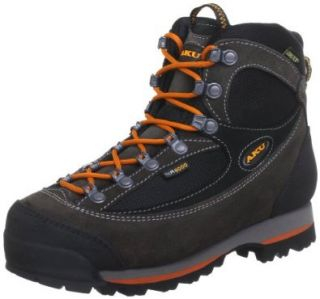 AKU TREKKER LITE II GTX 838, Unisex Erwachsene Trekking  & Wanderschuhe, Grau (Anrt./Arancione 170), EU 37 (UK 4): Schuhe & Handtaschen
