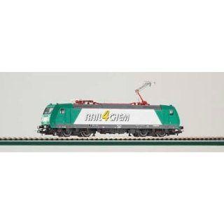 Piko H0 Pi E Lok Br185 Rail4Chem M. Decoder: Spielzeug