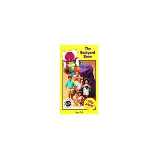 BackYard Show: Barney & Friends [VHS]: Bob West, Julie Johnson, Dean Wendt, David Joyner, Jeff Ayers, Patty Wirtz, John David Bennett, Pia Manalo, Carey Stinson, Lauren King, Emilio Mazur, Michaela Dietz, Dennis DeShazer, Kathy Parker, Sheryl Leach: Mo
