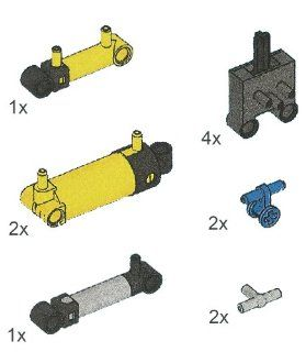 LEGO Technic Pneumatics Plus Accessory Pack : Other Products : Everything Else