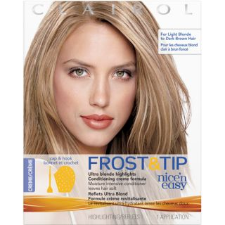 Clairol Nice n Easy Frost & Tip Hair Highlights
