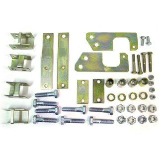 HIGH LIFTER LIFT KIT FOR POLARIS, Manufacturer HIGH LIFTER, Manufacturer Part Number PLK700 00 AD, Stock Photo   Actual parts may vary. Automotive