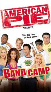 American Pie Band Camp  [VHS]: Eugene Levy, Tad Hilgenbrink, Arielle Kebbel, Jason Earles, Crystle Lightning, Jun Hee Lee, Matt Barr, Chris Owen, Lauren C. Mayhew, Angela Little, Rachel Veltri, Timothy Stack, Ginger Lynn Allen, Russell Howard, Carla Alapon