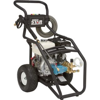 NorthStar Gas Cold Water Pressure Washer   3.5 GPM, 4000 PSI, Model 15782020