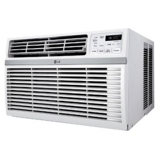 LG 8,000 BTU Energy Star Window Air Conditioner with Electronic Controls