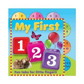 123 (Early Learning Tab Boards): 9780857809544: Books