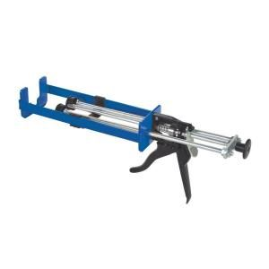 COX 150 ml x 150 ml/150 ml x 75 ml Dual Cartridge Low Viscosity Epoxy Applicator Gun M150LV