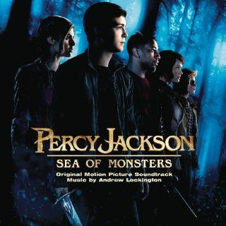 Percy Jackson: Sea of Monsters: Music