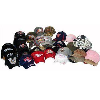 Assortment Of Ball Caps (144 Pack) [Misc.]
