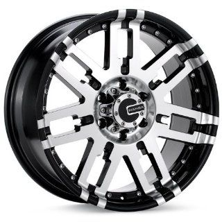 17x0 Mamba Type M2 (Gloss Black / Machined) Wheels/Rims 5x114.3 (MAMM2 7865B+20) Automotive