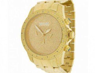 JoJino Mens Yellow Gold Diamond Watch 0.25ctw IJ1122 at  Men's Watch store.