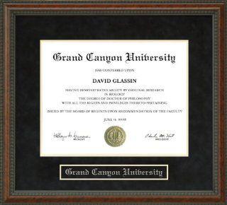 Grand Canyon University (GCU) Diploma Frame      Sports Fan Diploma Frames  Sports & Outdoors