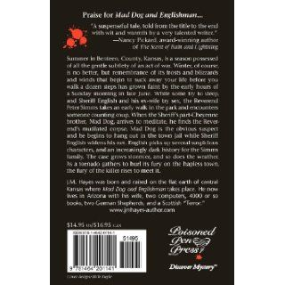 Mad Dog & Englishman A Mad Dog & Englishman Mystery (Mad Dog & Englishman Series) J M Hayes 9781464201141 Books