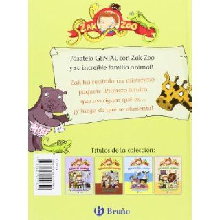 Zak Zoo y el paquete misterioso (Spanish Edition): Justine Smith, Clare Elsom, Bru�o: 9788421699812: Books