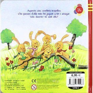 Els cinc conillets: Equipo Susaeta, Kerstin M. Shuld: 9788467710267: Books
