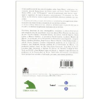Juan Mars?, su obra literaria (Spanish Edition) Celia Romea Castro 9788496108219 Books
