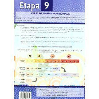 Etapas 9. Portafolio. Libro del alumno / Stages 9 Portfolio. Student book (Spanish Edition): Equipo Entinema: 9788498481884: Books