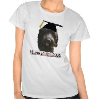 Wirehaired Pointing Griffon Grad 09 T shirt