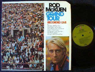Rod McKuen Grand Tour recorded Live; 2 LP Music