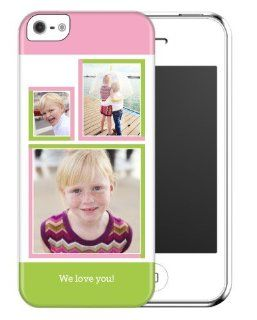 Shutterfly Brightly Framed iPhone Case Green Electronics