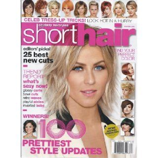 Short Hair Magazine (Winter 2014) (Celebrity Hair Styles #67): Mary Greenberg: Books