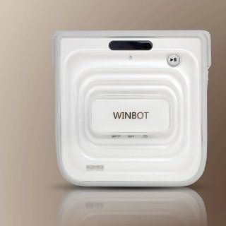 WINBOT W730, the Window Cleaning Robot, for Framed or Frameless Windows   Robotic Intelligent Vacuums