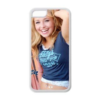 Hot Actress Sexy Hayden Panettiere TPU Case Back Cover For Iphone 5c iphone5c NY341: Cell Phones & Accessories