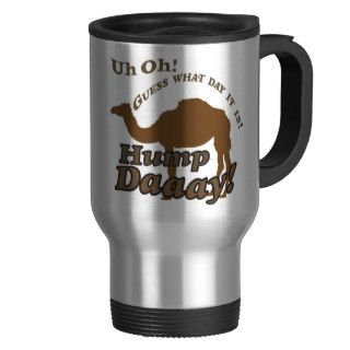Hump Day Camel! Mugs