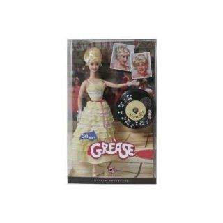 Pink Label Grease Barbie Doll   Frenchy Toys & Games