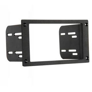 Scosche FD1449B   87 93 FORD MUSTANG DOUBLE DIN Auto Electronics