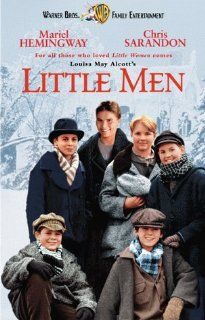 Little Men [VHS]: Mariel Hemingway, Michael Caloz, Ben Cook, Ricky Mabe, Chris Sarandon, Gabrielle Boni, Michael Yarmush, Tyler Hynes, B.J. McLellan, Mathew Mackay, Julia Garland, Serge Houde, Emma Campbell, Kathleen Fee, James Bradford, David Deveau, Just