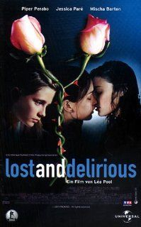 Lost and Delirious [VHS]: Piper Perabo, Jessica Par�, Mischa Barton, Jackie Burroughs, Mimi Kuzyk, Graham Greene (II), Emily VanCamp, Amy Stewart, Caroline Dhavernas, Luke Kirby, Alan Fawcett, Peter Oldring, Grace Lynn Kung, Stephen Mwinga, Lydia Zadel, No