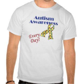 Autism Awareness Every Day Shirt