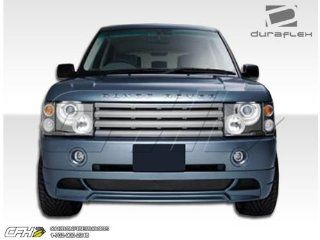 2003 2005 Land Rover Range Rover Duraflex Platinum Front Lip Under Spoiler Air Dam   1 Piece Automotive