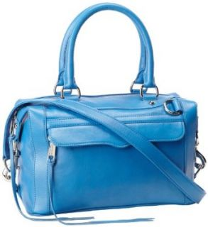Rebecca Minkoff Mab Mini H403E001 Tote,Cerulean,One Size: Clothing