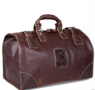 TIDING New Vintage Style Luggage Large Travel Bag Camp Handbag Tote : Sports Fan Bean Bag Chairs : Sports & Outdoors
