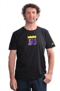 KC Cool Unisex Adult Meshugge Shirts David Melech Yisrael (King David) T Shirt Novelty T Shirts Clothing