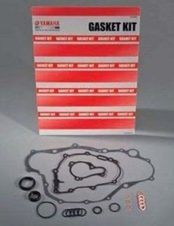 Yamaha 5NL W0001 00 00 Genuine OE Gasket Kit for Yamaha YZ250F Automotive
