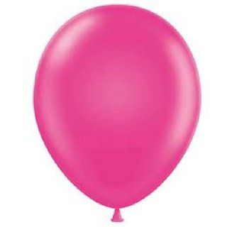 12 HOT PINK LATEX BALLOONS birthday party supplies decoration BRIDAL baby shower: Everything Else