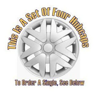 Set of Four Replica 2004 16 inch Toyota Sienna Hubcaps   Wheel Covers: Automotive