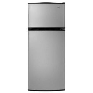 Maytag 17.5 cu. ft. Top Freezer Refrigerator in Stainless Steel M8RXEGMAS