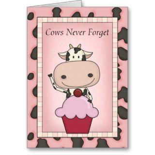 Funny Organic Birthday Wishes Card