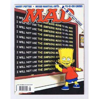 Mad Magazine September 2007 #481 (Cover 1 of 2) Books
