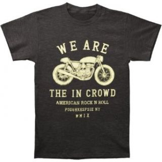 Rockabilia Men's We Are The In Crowd Motorcycle T Shirt Clothing