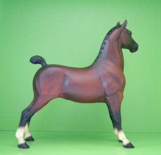 RETIRED 1995 BREYER ARISTOCRAT #496 CHAMPION HACKNEY HORSE : Other Products : Everything Else
