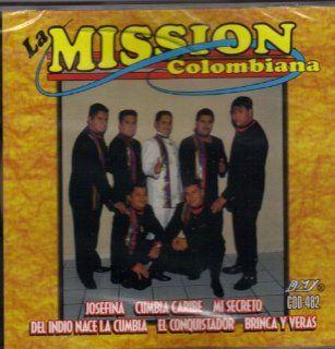 Mission Colombiana Del Indio Nace La Cumbia Cdd 482: Music