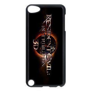 LADY LALA IPOD CASE, Resident evil Hard Plastic Back Protective Cover for ipod touch 5th: Cell Phones & Accessories