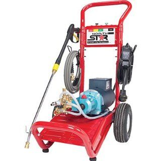 NorthStar Electric Cold Water Pressure Washer   3000 PSI, 2.5 GPM, 230 Volt : Patio, Lawn & Garden