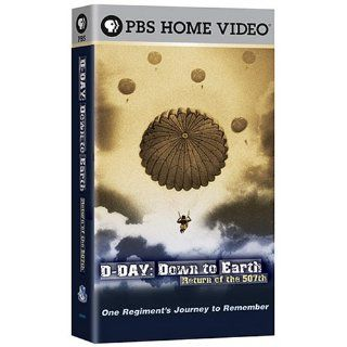 D Day Down to Earth   Return of the 507th [VHS] Movies & TV